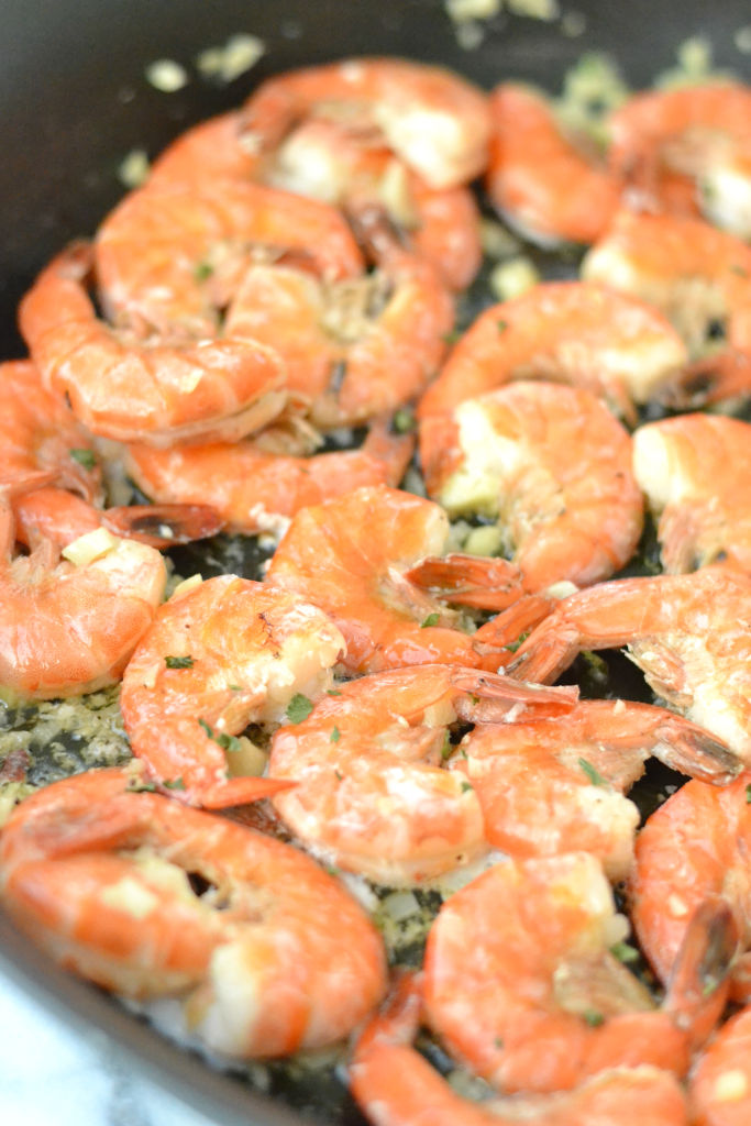 love-and-food-foreva-hawaiian shrimp