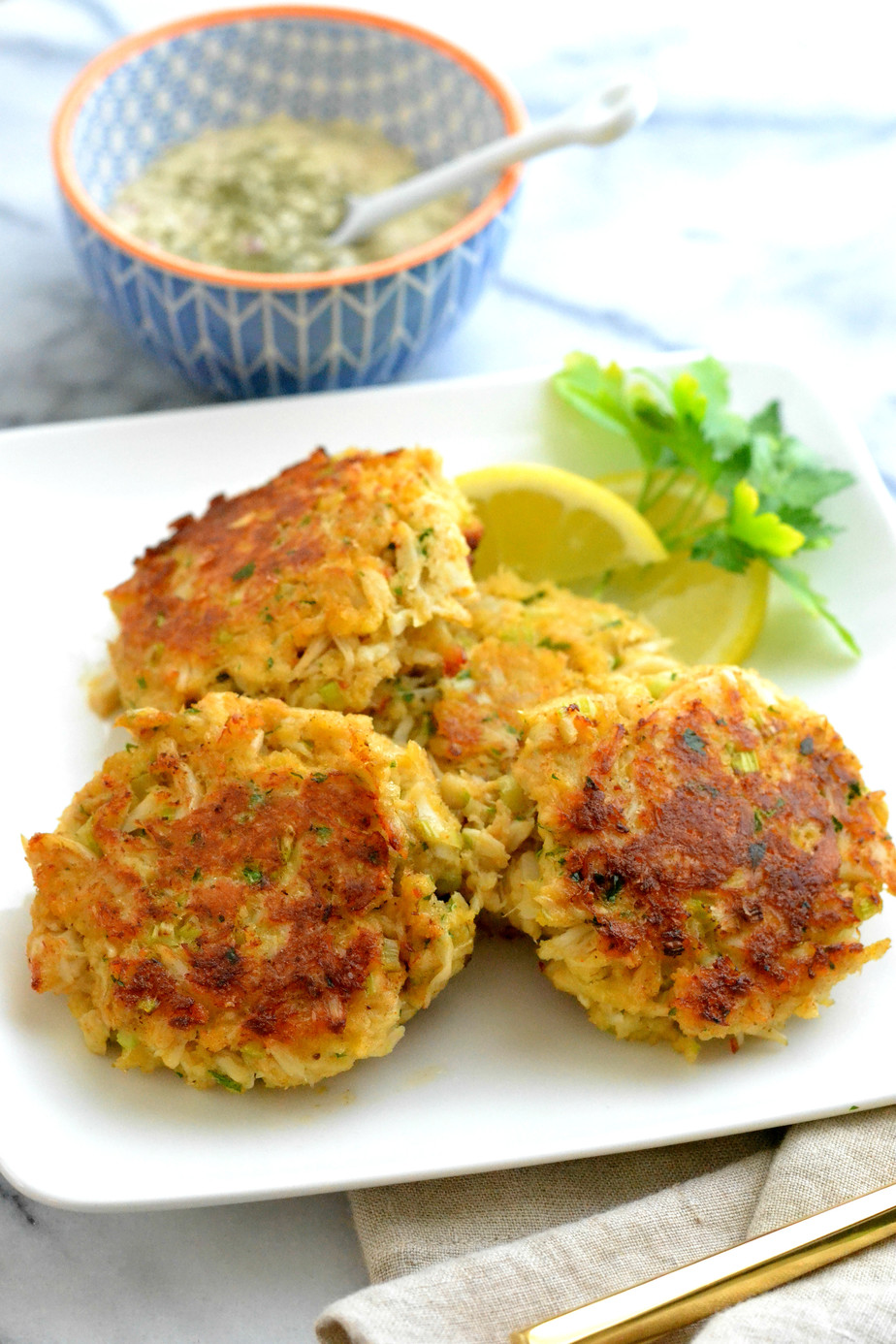 Maryland Style Crabcakes Love Food Foreva