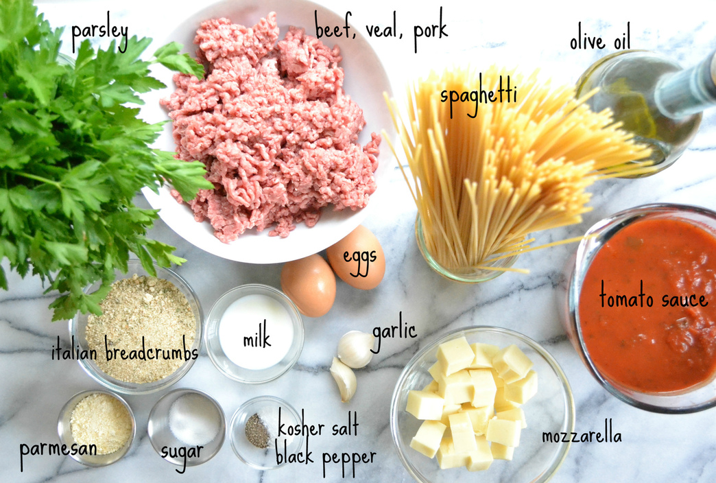 love_and_food_foreva_spaghetti_stuffed_meatballs_ingredients