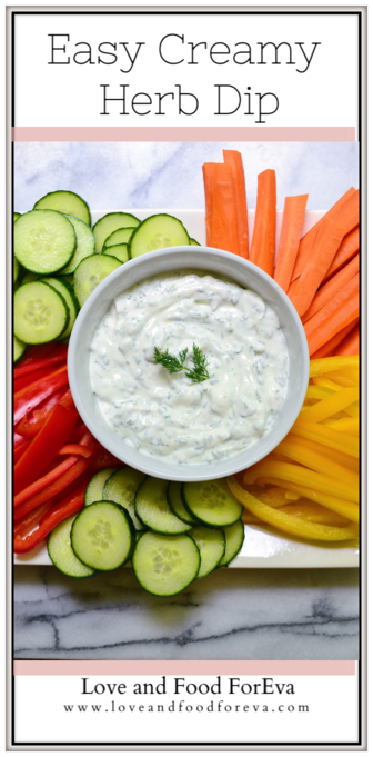 Make this Easy Party Dip for your next get together! Make ahead of time and no cooking required!
